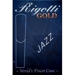 Rieten per stuk Rigotti Gold Jazz