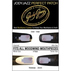 JodyJazz Mondstuk stickers
