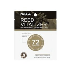 D'addario Reed Vitalizer 72%