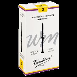 Vandoren klarinet White Master