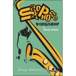 Saxophone workshop by Peter Ponzol