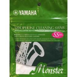Yamaha sopraan wisser (Yamaha Monster SS)