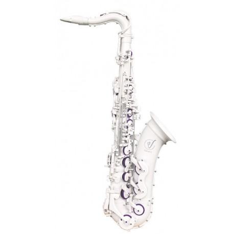 Vibrato tenor saxophone