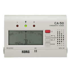 KORG CA-50 chromatic tuner