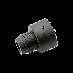 Kegeladapter 15281-Zwart