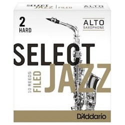 D'addario Select Jazz filed