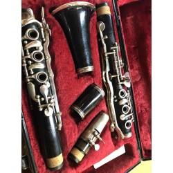 Richard Keilwert Albert Sys klarinet