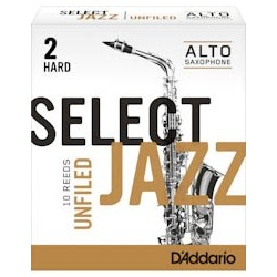 D'addario Select Jazz unfiled