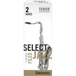 D'addario Jazz select filed tenor