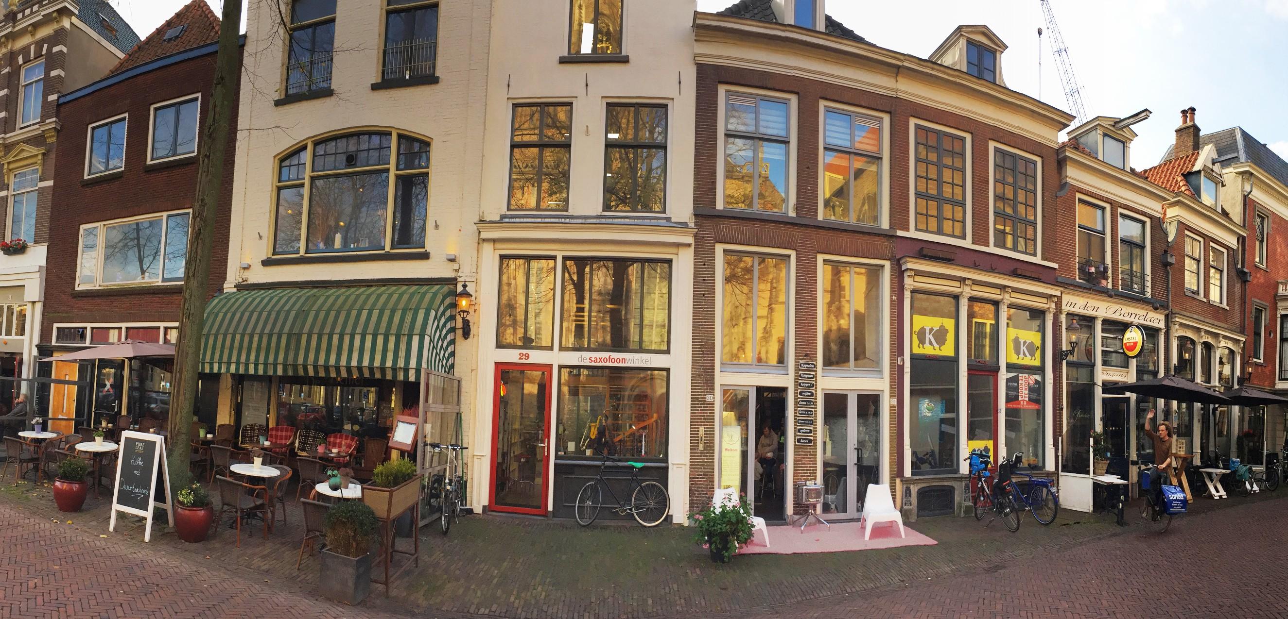 Grote Kerkhof 29
